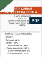 TERAPI CAIRAN
