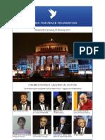 Cinema for Peace-Newsletter-January February