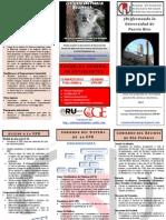 OPÚSCULO - PROPUESTA DE DISCUSIÓN DE REFORMA UNIVERSITARIA CRU/CGE