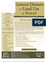 Eminent Domain & Land Use in Hawaii
