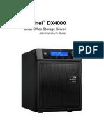 WDSentinel DX4000