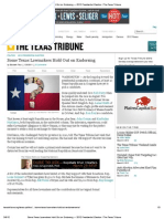 Some Texas Lawmakers Hold Out on Endorsing — 2012 Presidential Election _ The Texas Tribune