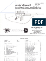 Kac Sr-25 Operator's Manual