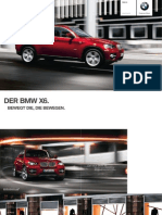 Bmw Auto X6 Catalogue