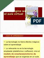 Power Point Aulas Virtuales