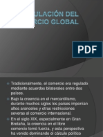 Regulacion Del Comercio Global