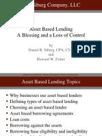 Asset Based Borrowing-The Siburg Company