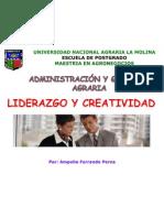 K. Liderazgo y Creatividad
