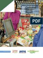 Consumer Panel Survey 2011