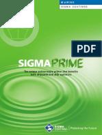 Sigma Prime Brochure
