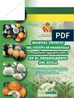 Manual Tecnico Del Cultivo de Granadilla en El Huila