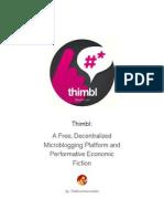 Thimbl Reader March 2012