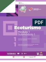 Guia Formativa ECOTURISMO 1-1 2012, CECyTEH