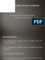 General Ida Des de Las Compras (Fer)