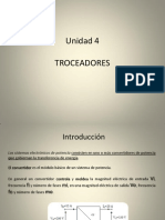 Unidad 4 Troceadores ST
