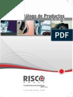 Catalogos Alarmas Risco Group