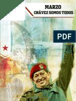 Chávez somos todos_marzo