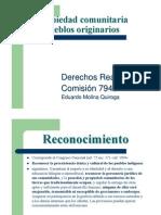 Clase 7 Propiedad Pueblos Originarios