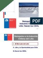 CEOL Propuesta