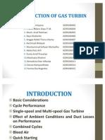 1. Introduction of Gas Turbin