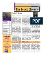 AZ Enlisted Association Newsletter - Spring 2012