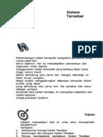 Sistem Tersebar 1