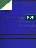 Original Photocopy the New Tactics of Infantry