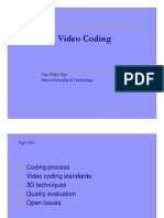 Video Coding