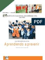 Una Propuesta Educativa Aprendiendo a Prevenir