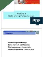 CCNA1 M2 Networking Fundamentals