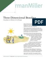 Wp 3D Branding