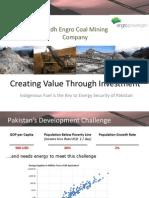 Khalid_mansoor Sind Engro Coal Power