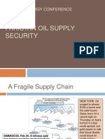 Muqtidar_qureshi Pakistan Oil Supply Security