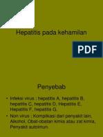 Hepatitis Pada Kehamilan