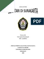 MAKALAH ISBD-Seni Tari Di Surakarta