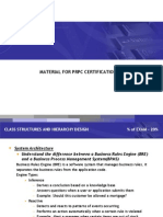 Class Structures and Hierarchy Design