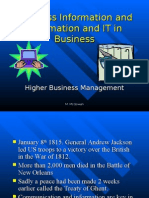 Business Info & IT v4