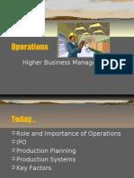 Operations v4