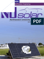 NUsolar Sponsorship Packet