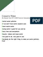 FIS - 4F Water Poem -- Masud0809