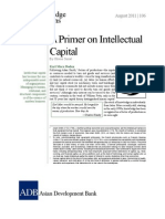 A Primer on Intellectual Capital