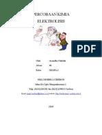 PERCOBAAN KIMIA Sel Elektrolisis2