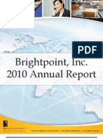 2010 Annual Report With Cover