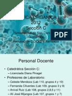 Quimica Organica i Historia