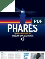 Exposition Phares, Paris