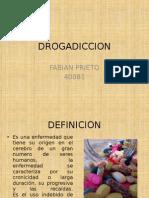 DROGADICCION