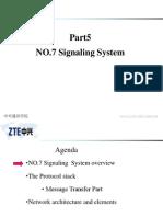 05 NO.7 Signaling System