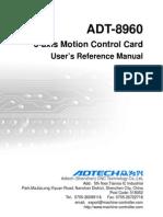 ADT-8960 English Manual
