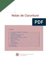 Notas de Coyuntura Marzo 2012