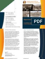 Brochure Physics BT